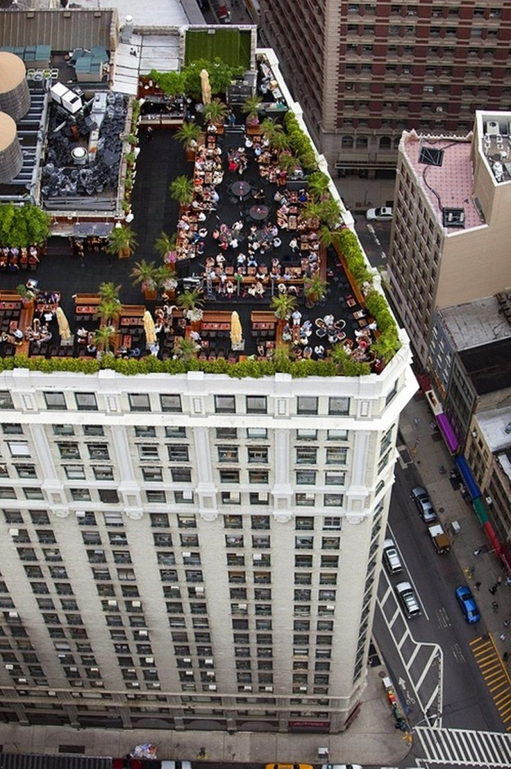 110 best Rooftop images on Pinterest | Architecture, Gardens and ...