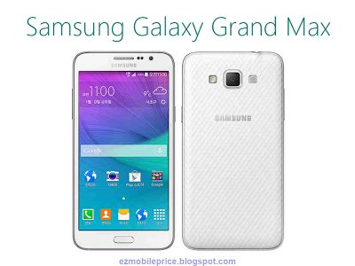 Samsung Galaxy Grand Max Price ,Features,review and specifications