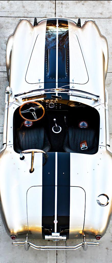 pinterest.com/fra411 #classic #american #roadster - Shelby 427 Cobra