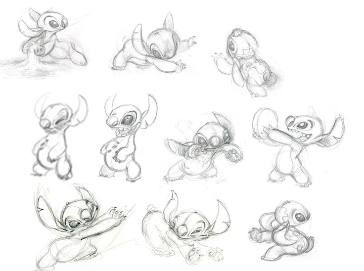 65 best Disney character reference images on Pinterest