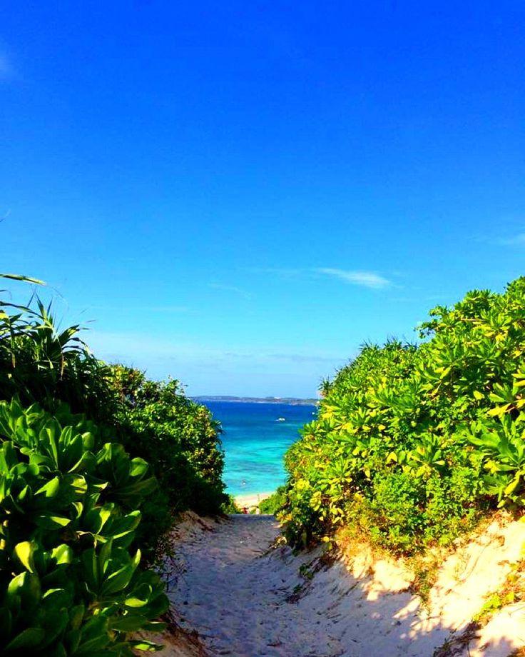 インスタジェニックな絶景!宮古島の「砂山ビーチ」は沖縄一美しい海だった 8枚目の画像