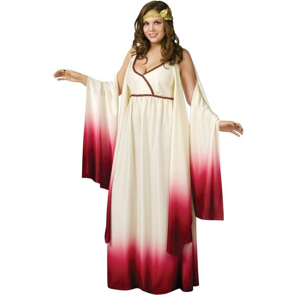 Plus Size Goddess of Love Costume (145 BRL) ❤ liked on Polyvore featuring costumes, halloween costume, plus, plus size, plus size womens halloween costumes, venus goddess costume, goddess of love costume, plus size costumes and plus size halloween costumes