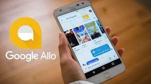 Image result for google allo apk