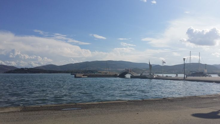 #volos #greece #port #bridge #sea #amazing