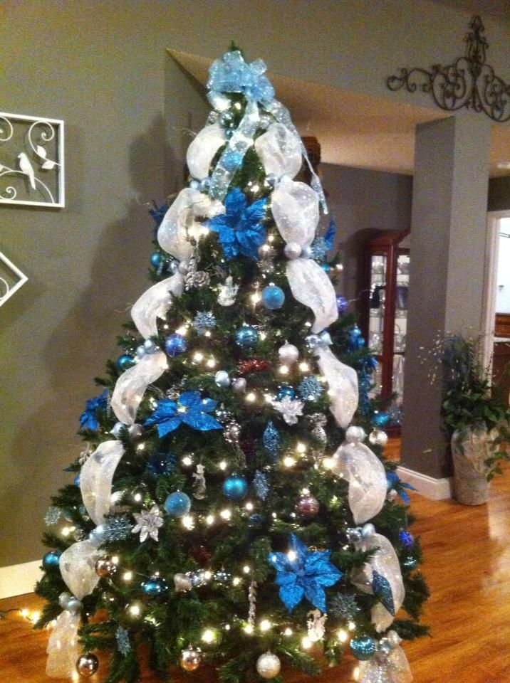 Another view of our tree