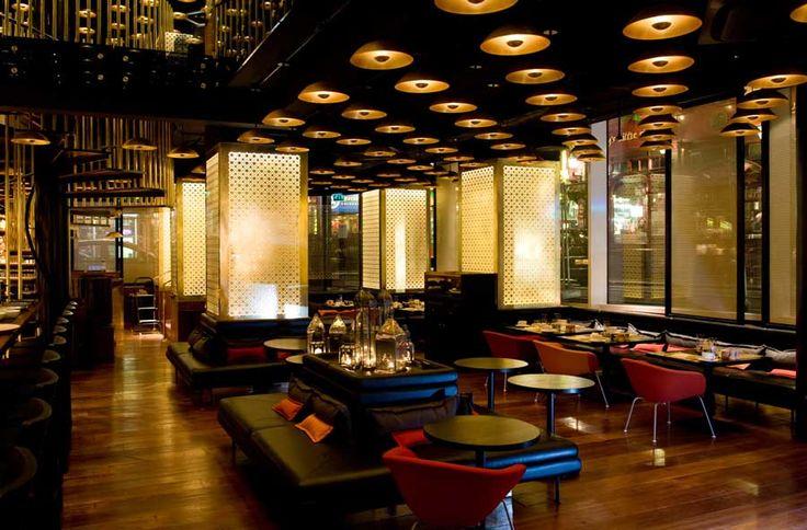 Spice market w hotel london design concrete amsterdam