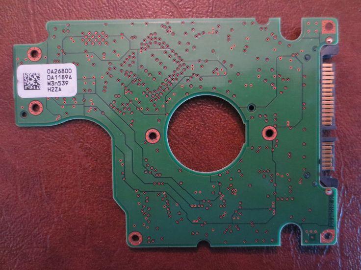 Hitachi HTS541080G9SA00 PN:0A27304 MLC:DA1265 (0A26800 DA1189A) 80gb Sata PCB - Effective Electronics #data recovery #hard driver epair #computer repair #hard drives #hard drive parts #hitachi