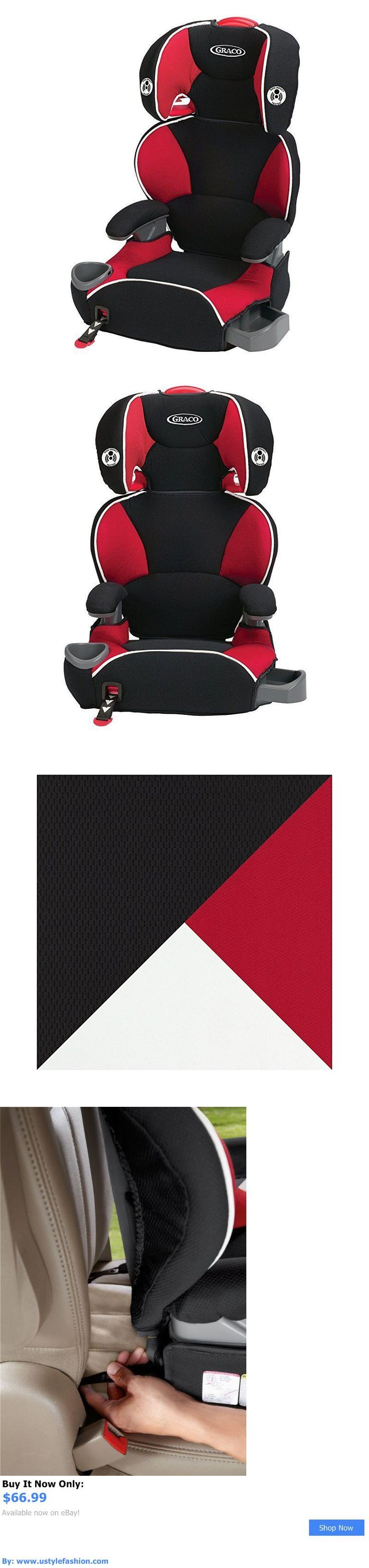 Booster Seats: Graco Affix Youth Booster Seat With Latch System, Atomic BUY IT NOW ONLY: $66.99 #ustylefashionBoosterSeats OR #ustylefashion