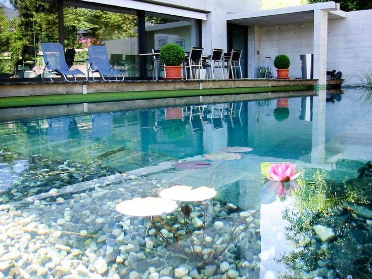 schwimmteich selber bauen 13 m rchenhafte gestaltungsideen garten terrasse ideen garden. Black Bedroom Furniture Sets. Home Design Ideas