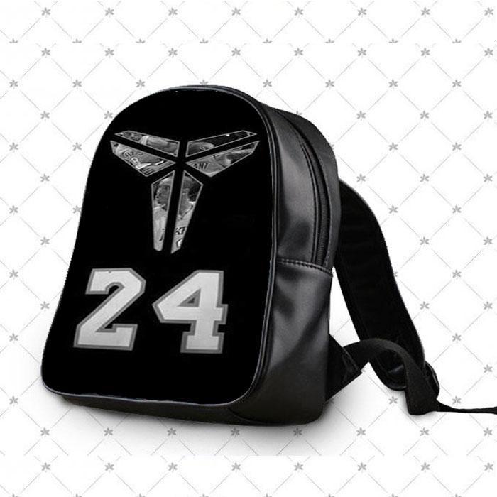 La Lakers Kobe Symbol School Bag Backpacks