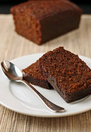 Steamed Gingerbread Pudding - Christmas