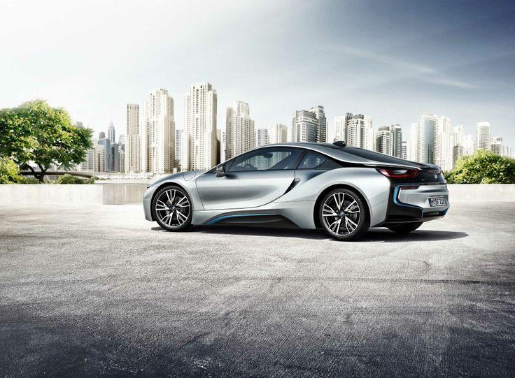 BMW i8 | Motorlogy