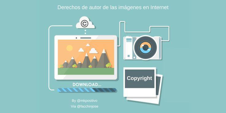 ¿Cuáles son los derechos de autor de las fotos en Internet?
