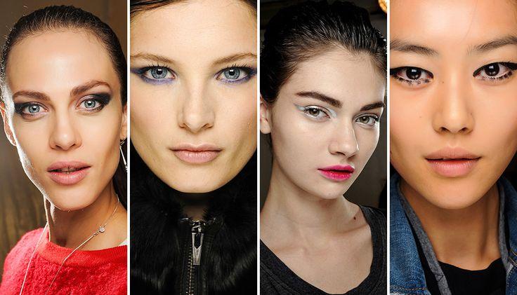 Макияж в стиле 60-х годов, напоминающий кошачьи глаза, вернулся на подиумы; со времен красоток Бриджит Бардо и Одри Хепберн изменились разве что приемы и хитрости в создании такого макияжа.