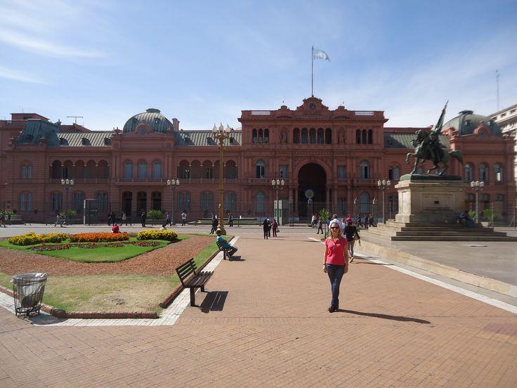 Plaza de Mayo - Casa Rosada