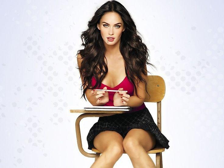 Hot Megan Fox fondo de pantalla