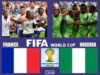 Mundial 2014 : Ανάλυση Γαλλία vs Νιγηρία.