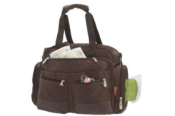 dribbleanddrool - Fisher Price Deluxe Organiser Nappy Diaper Bag, $49.00 (http://www.dribbleanddrool.com.au/fisher-price-deluxe-organiser-nappy-bag/)
