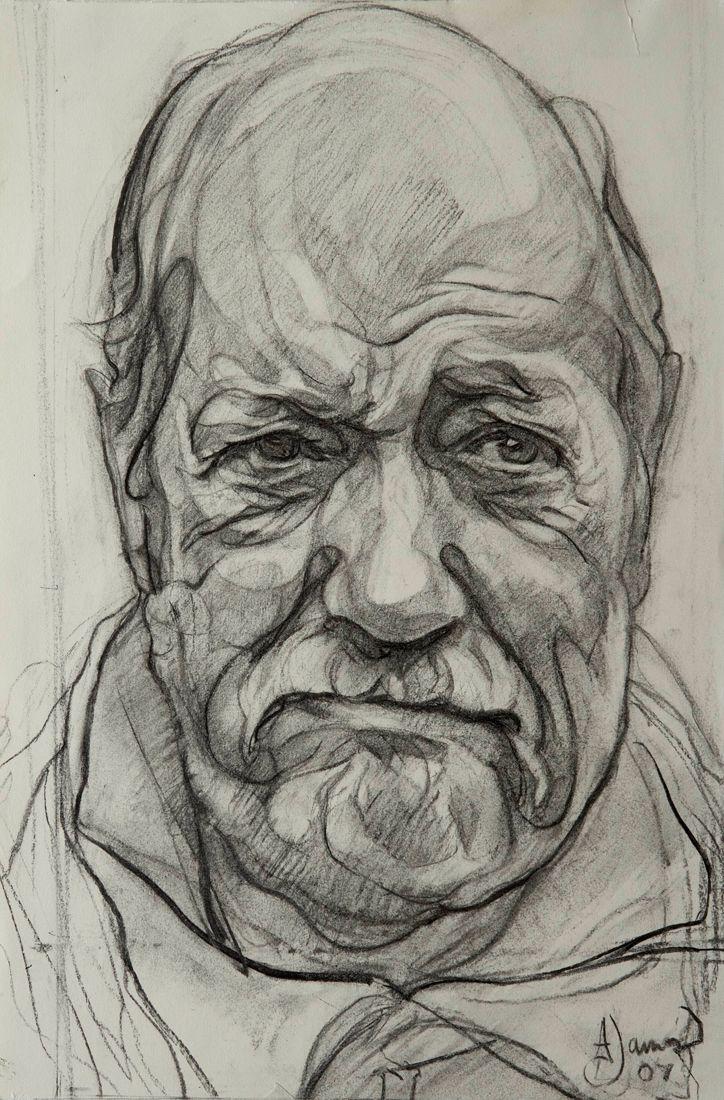 Andrew James, 'Sir Wally Herbert'.