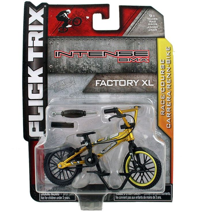 Flick Trix Intense BMX Race - Factory XL [Gold]