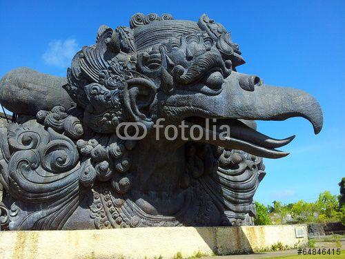 Garuda Statue Bali Indonesia ( download here ) http://us.fotolia.com/p/204830000/partner/204830000