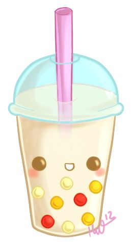 Cute Bubble Tea by Metterschlingel.deviantart.com on @DeviantArt