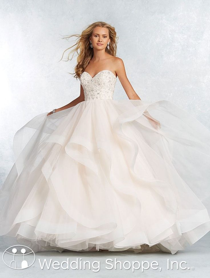 57 besten wedding dress Bilder auf Pinterest | Brautjungfern ...