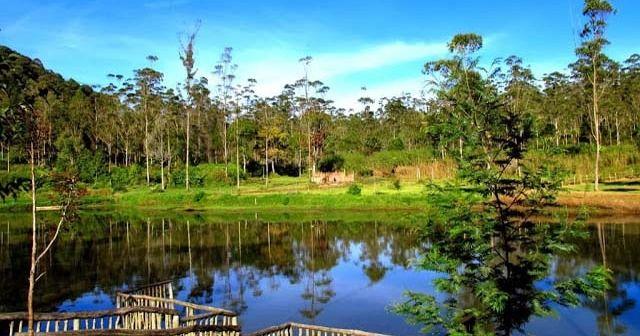 Obyek Wisata Bandung Selatan Bumi Perkemahan Ranca Upas
