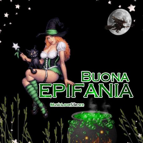 Buona Epifania gif sensuale – Musiclovesilence