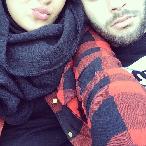 17 best images about cute muslim couples on pinterest - Photo couple swag ...