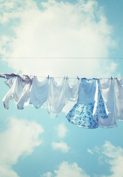* お洗濯日和 * Washing weather *