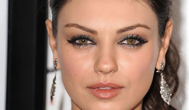 nice Роскошный макияж для миндалевидных глаз (50 фото) — Особенности и техники выполнения