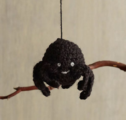 Amigurumi Spider Pattern : 45 best images about Crocheted - Bugs & sea creatures on ...
