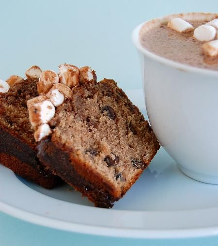 Guatemalan hot chocolate bread recipe.. you need this to make the S'mores bread pudding:0 Culinary Concoctions by Peabody –   Bow to your partner….