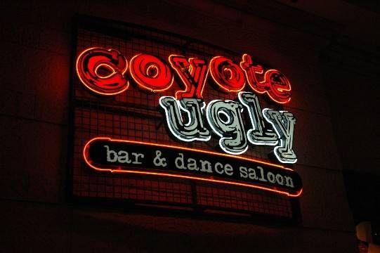 Las Vegas bars coyote ugly