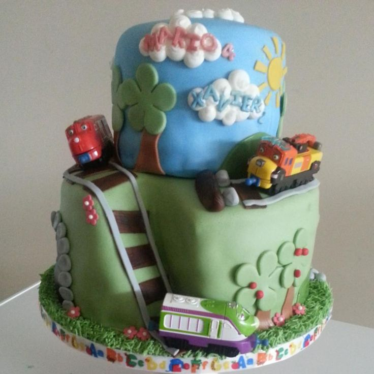 17 best Chuggington Pary images on Pinterest Birthday party