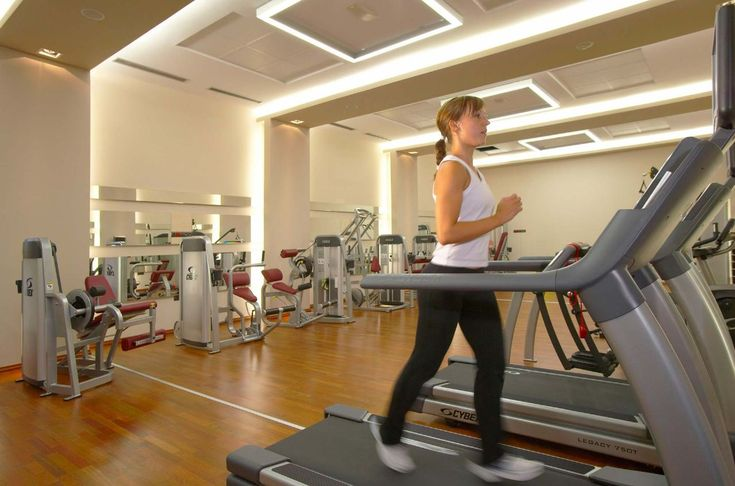 Fitness centre - qualified personal trainer fully caters to all fitness levels and goals