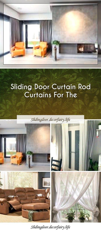 Ins Kitchen Sliding Door Curtains Kitchen Door Curtains Kitchen Sliding Door Cur In Kitchen Sliding Door C In 2020 Door Curtains Kitchen Sliding Doors Sliding Doors
