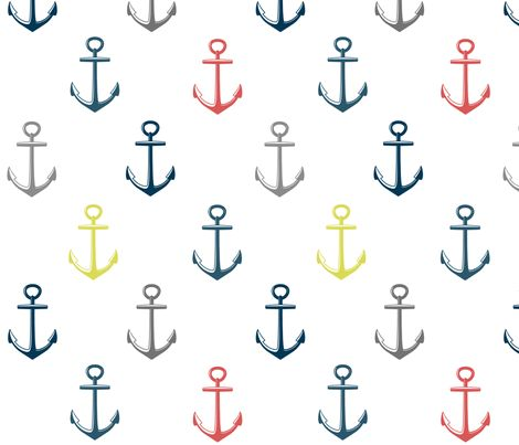 anchors_multi_2 fabric by e-lkh on Spoonflower - custom fabric