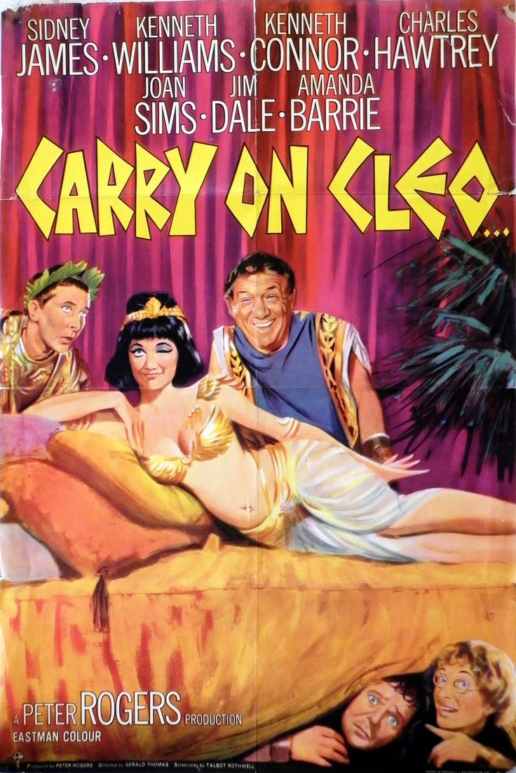 CARRY ON FILMS. THEY'RE 'AVING A LARF. THE HOKEY POKEY MAN AND AN INSANE HAWKER OF FISH BY CONNIE DURAND. AVAILABLE ON AMAZON KINDLE