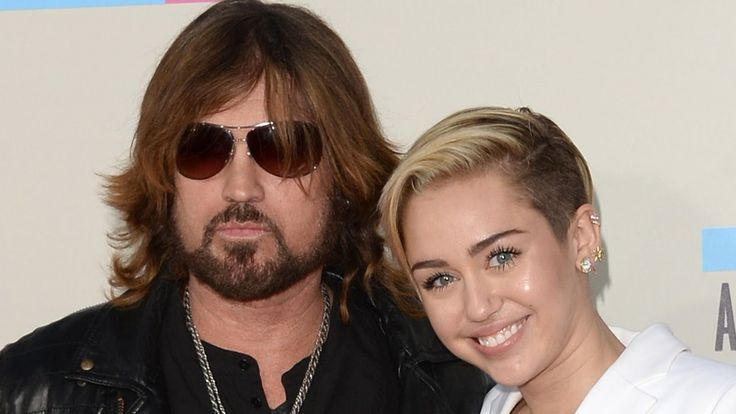 Miley Cyrus Posts Sweet Birthday Message To Her Father Billy Ray And Shares Throwback Photo #BillyRayCyrus, #MileyCyrus celebrityinsider.org #Music #celebritynews #celebrityinsider #celebrities #celebrity #musicnews