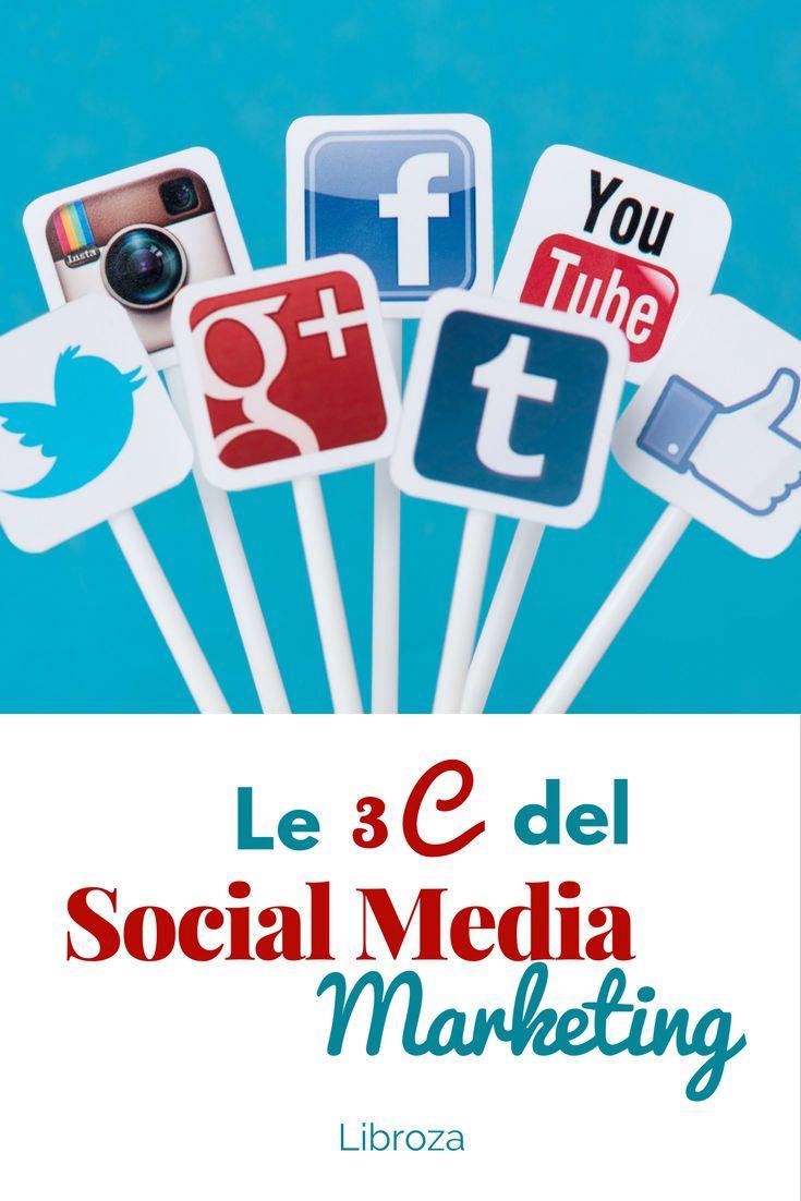 Le 3 C del Social Media Marketing - Libroza.com