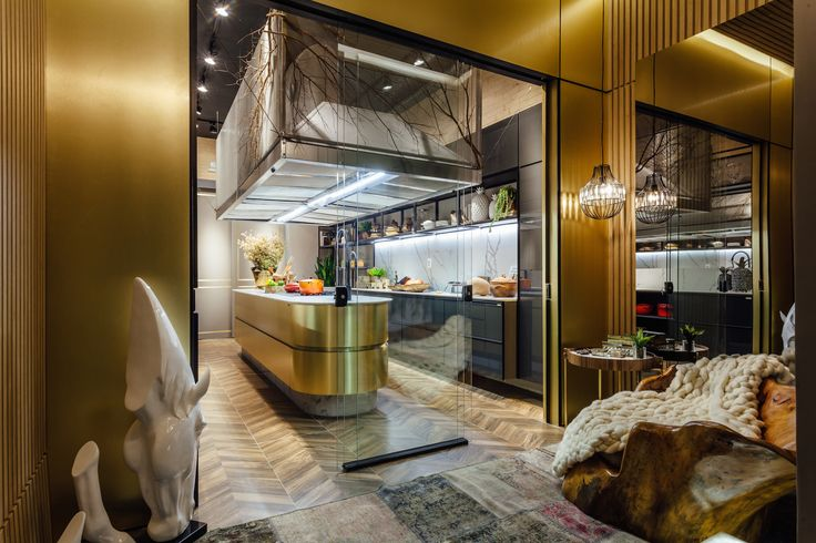 Projeto Raízes: Cozinha Vitrine, das designers de interior Jéssica dos Santos e Vanessa Aguiar. Foto: Cristiano Bauce