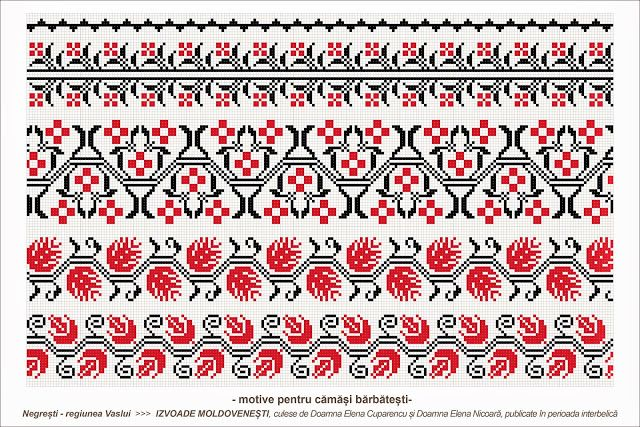 1000 images about lucru de m n on pinterest yarns ravelry and crochet - Beautiful romanian folk motifs ...