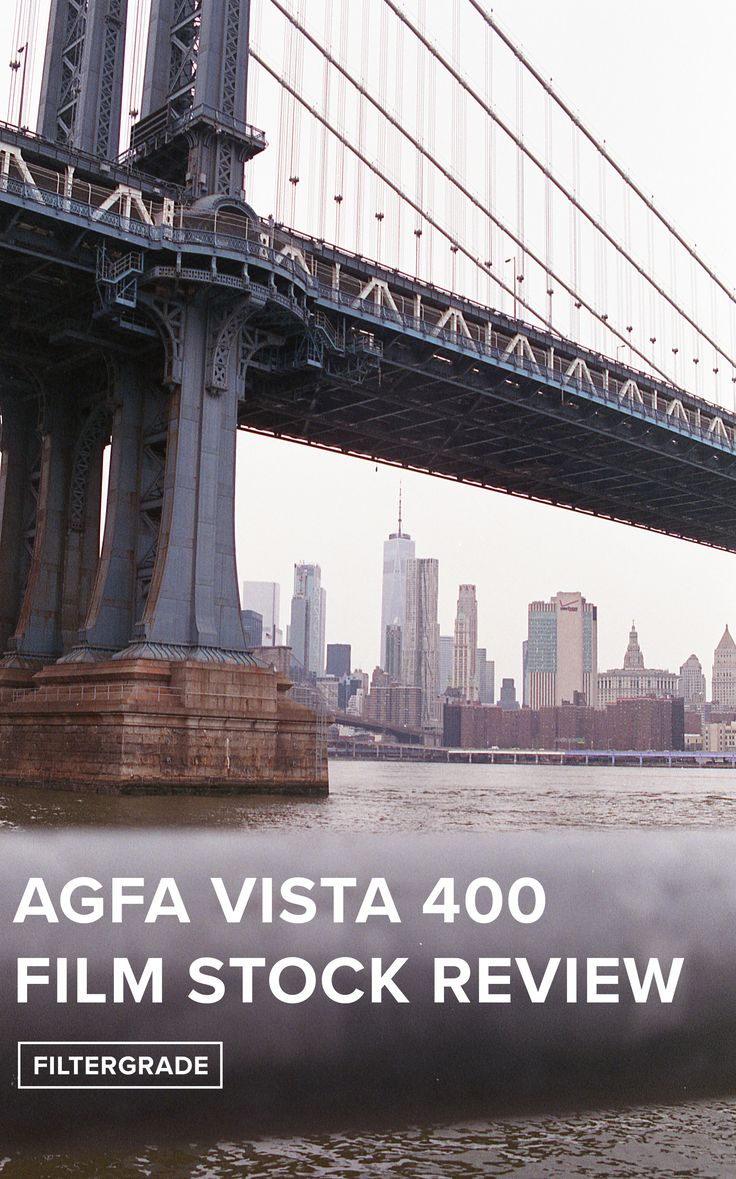 I've been shooting tons of different film stocks, but lately I've been shooting Agfa Vista 400. I was more than surprised by how well it performed - for anyone looking to get into analog photography or for anyone trying to shoot a lot of film on a budget, this is a great film stock for you.