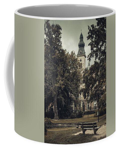 Travel Coffee Mug featuring the photograph Somewhere In Ghent. Part 3 by Elena Ivanova IvEA  #ElenaIvanovaIvEAFineArtDesign #Decor #Mug #Cup #Gift
