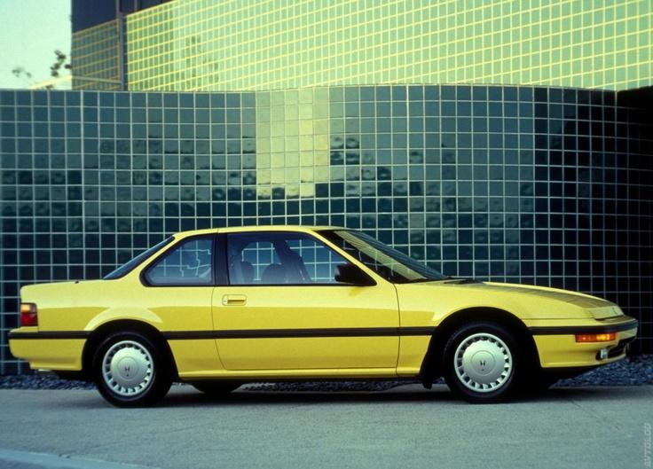 1991 Honda Prelude Si 4ws ... következőről: Honda Prelude a Pinteresten   Jdm, Rx7 és Honda