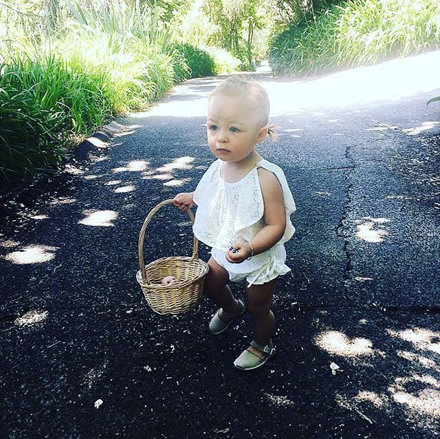 Those pigtails! The sweetest little thing in our Bay Set in Cutwork Lace. Just beautiful, available now in size 0-24 months x  #cocoandgingernewzealand #stealingbeauty #laybuybuynowpaylater #luxelifestylecollective #standtall #cocodemercocoandginger #tott