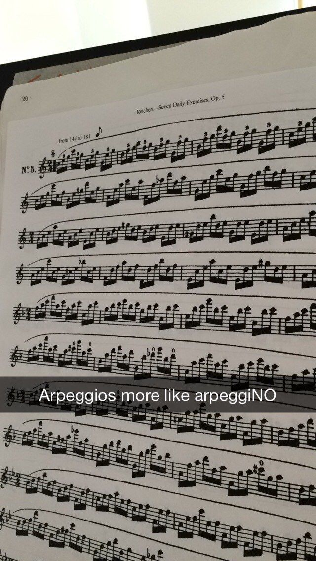 23 Things Every Music Nerd Will Find Funny