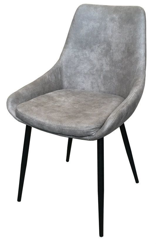 Martine Dining Chair - Concrete Grey. Amazing Quality and Only $115. In Stock Now!